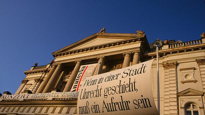 Schwerin: Staatstheater. Foto: Hilke Maunder