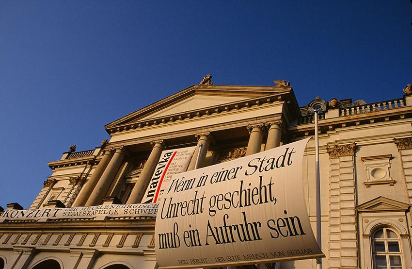 Schwerin: Staatstheater