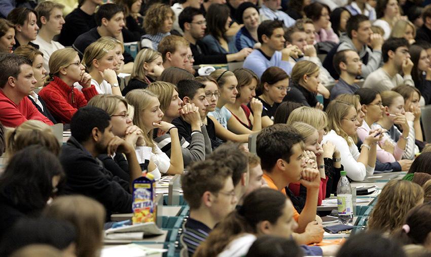 32.000 junge Menschen studieren in Mainz. Foto: Landeshauptstadt Mainz