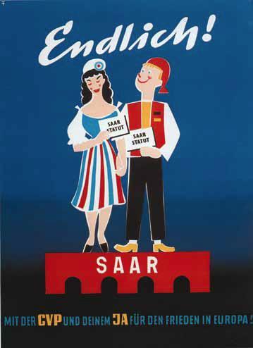 Saarbrücken: Saarland - deutsch oder französisch?
