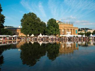 Stuttgart: Sommerfest