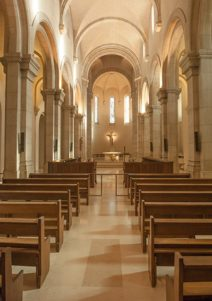 F_Îles Lérins_St-Honorat_Klosterkirche_1_credits_Hilke Maunder