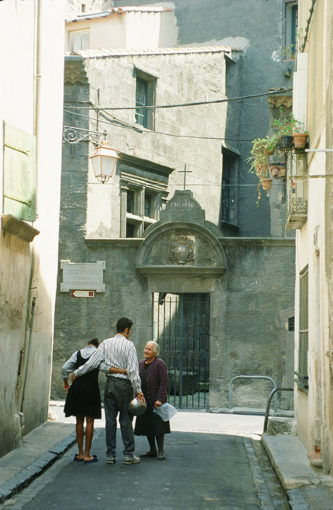 F/Languedoc-Roussillon/Hérault/Agde: Altstadt