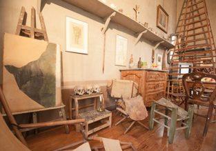 F_Aix-en-P._Atelier Cézanne_Schädel©Hilke Maunder