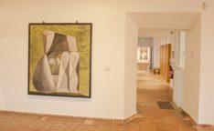 F_Antibes_Picasso-Museum_Frau_2©Hilke Maunder