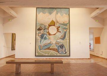 F_Antibes_Picasso-Museum_Schiff©Hilke Maunder