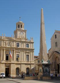 F/Bouches de Rhône/Arles: Place de la République