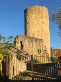 F_Aurignac_Altstadt_Burg_Turm_2_credits_Hilke Maunder