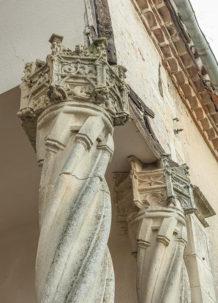 F_Aurignac_Kirche_Säulen_1_credits_Hilke Maunder