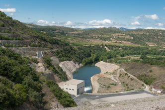 F_Barrage d'Agly_Agly_Reservoir_Dam_1_©Hilke Maunder.