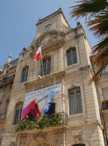 F/Languedoc-Roussillon/Béziers: Féria, Rathaus