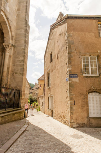 F_Bourgogne_Autun_Oberstadt bei Kathedrale_credits_Hilke Maunder