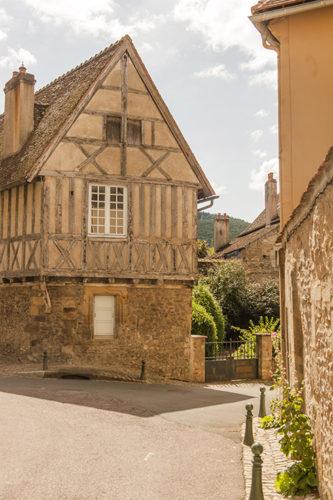F_Bourgogne_Autun_Oberstadt_Fachwerkhaus_credits_Hilke Maunder
