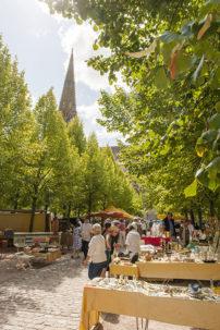 F_Bourgogne_Autun_Place Terreau_Flohmarkt_credits_Hilke Maunder