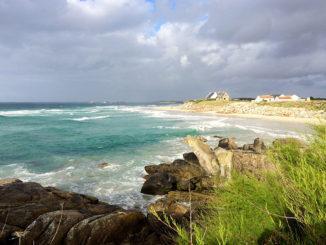 Côte des Sables: Bretagne wie im Bilderbuch