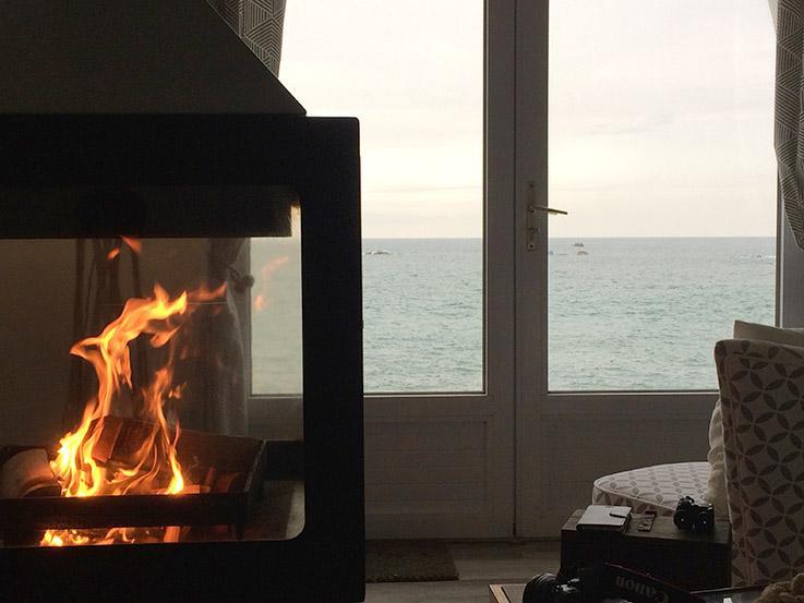 Côte des Sables: schön bei jedem Wetter