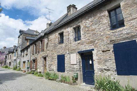 F_Bretagne_La Gacilly_Rue Saint-Vincent©Hilke Maunder