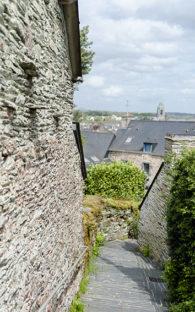 F_Bretagne_La Gacilly_Treppenweg©Hilke Maunder