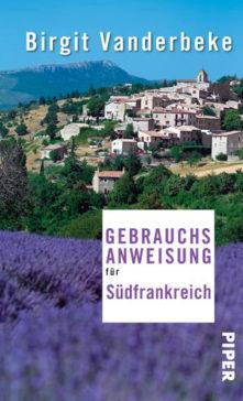 F_Buch_Gebrauchsanweisung Südfrankreich