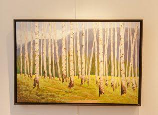 F_Bugarach_Galerie_Diane_Gemälde©Hilke Maunder.