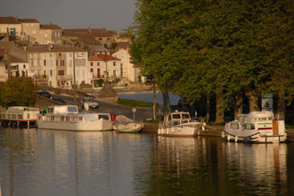 F/Aude/Castelnaudary_Canal du Midi_credits_Hilke Maunder