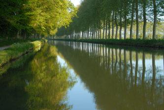 F_Canal du Midi_morgens©Hilke Maunder