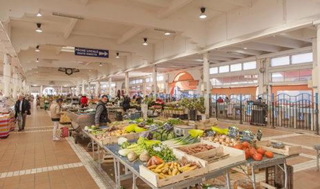 F_Cannes_Markthalle_Gemüse_©Hilke Maunder