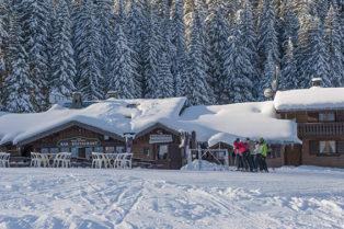 F_Châtel_Skigebiet_Berghütte Portes du Soleil©Hilke Maunder