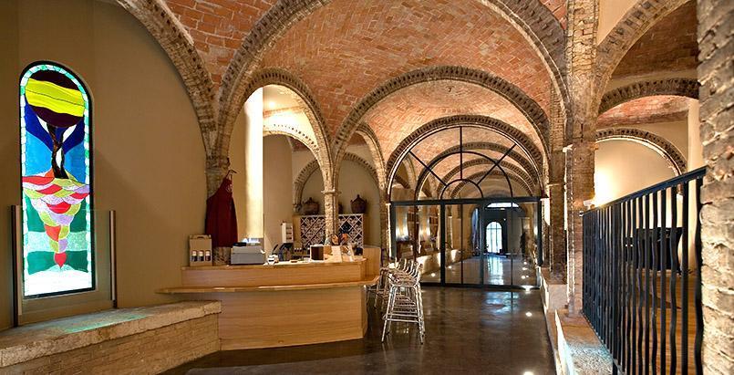 Der Keller vom Chateau Mentone
