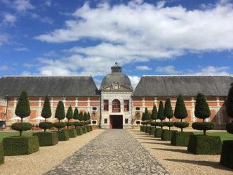 F_Chateau-du-Champ-de-Bataille_credts_MG Clement CRT Normandie