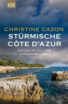 F_Christine Cazon_Stürmische Côte d'Azur_Kiwi_Cover