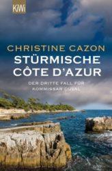 F_Christine Cazon_Stürmische Cote d'Azur_Cover