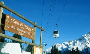 F/Rhône-Alpes/Haute Savoie/Les Contamines-Montjoie: Chalet d'Étape