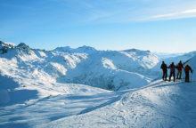 F/Rhône-Alpes/Haute Savoie/Les Contamines-Montjoie: