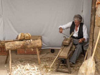 Cubières-sur-Cinoble: Fête d'Antan