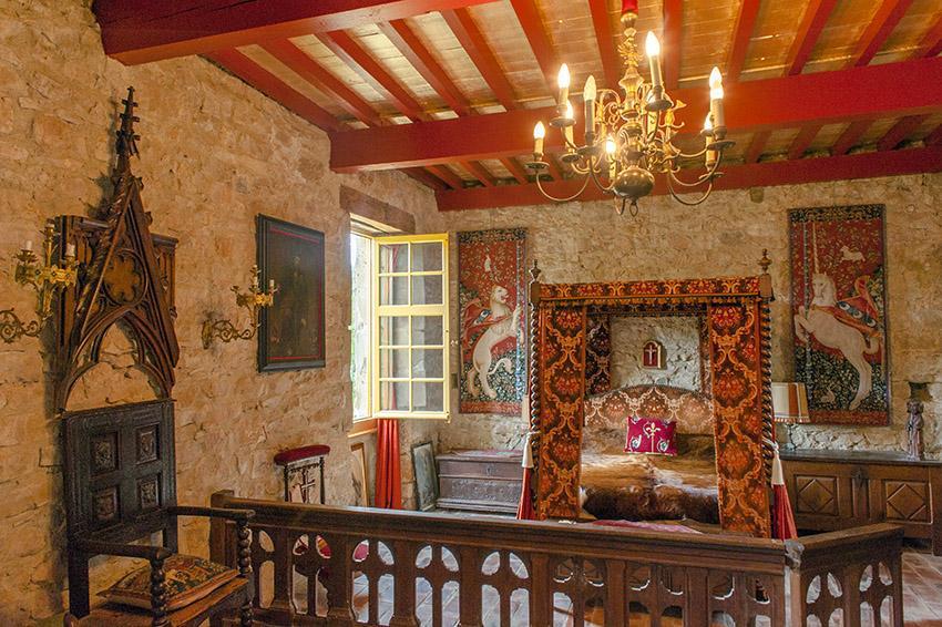 Cubières-sur-Cinoble: Schloss