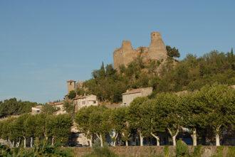 F/Languedoc-Roussillon/Corbières/Durban-Corbières: Château