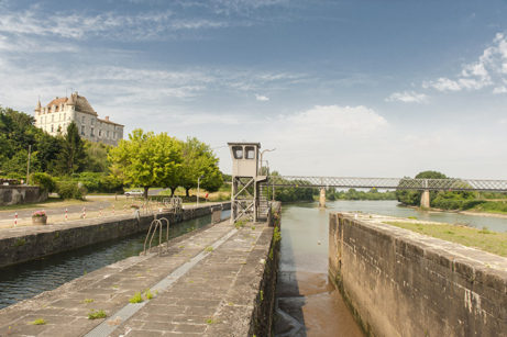 F_Entre-Deux-Mers_Castets_Garonne-Seitenkanal_Schleuse_1_credit_Hilke Maunder