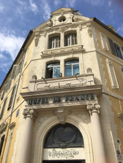 F_Gers_Auch_Hotel de France_1_credits_Hilke Maunder