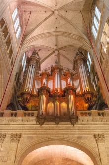 F_Gers_Auch_Kathedrale_Cavaille-Coll_Orgel_1_©Hilke Maunder