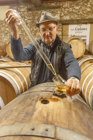 F_Gers_Château de Millet_Armagnac_Francis Dèche_Keller_©Hilke Maunder