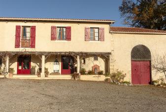 F_Gers_Château de Millet_Armagnac_Hofstelle_1©Hilke Maunder