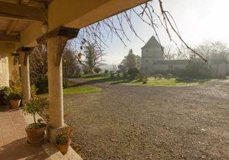 F_Gers_Château de Millet_Armagnac_Hofstelle_4_©Hilke Maunder