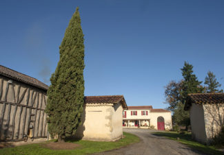 F_Gers_Château de Millet_Armagnac_Weingut_1_©Hilke Maunder
