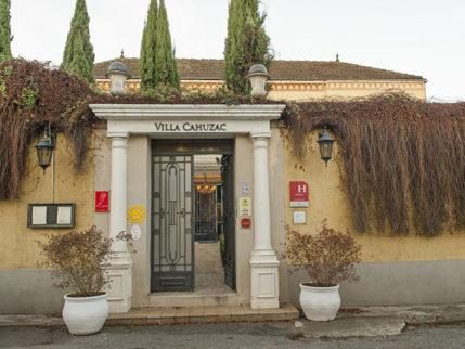 F_Gimont_Villa Cahuzac_Hotel außen_©Hilke Maunder