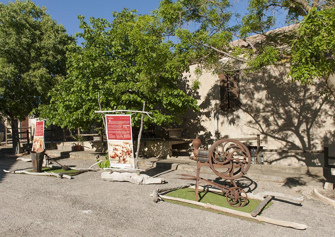 Château Le Bouïs. Foto: Hilke Maunder