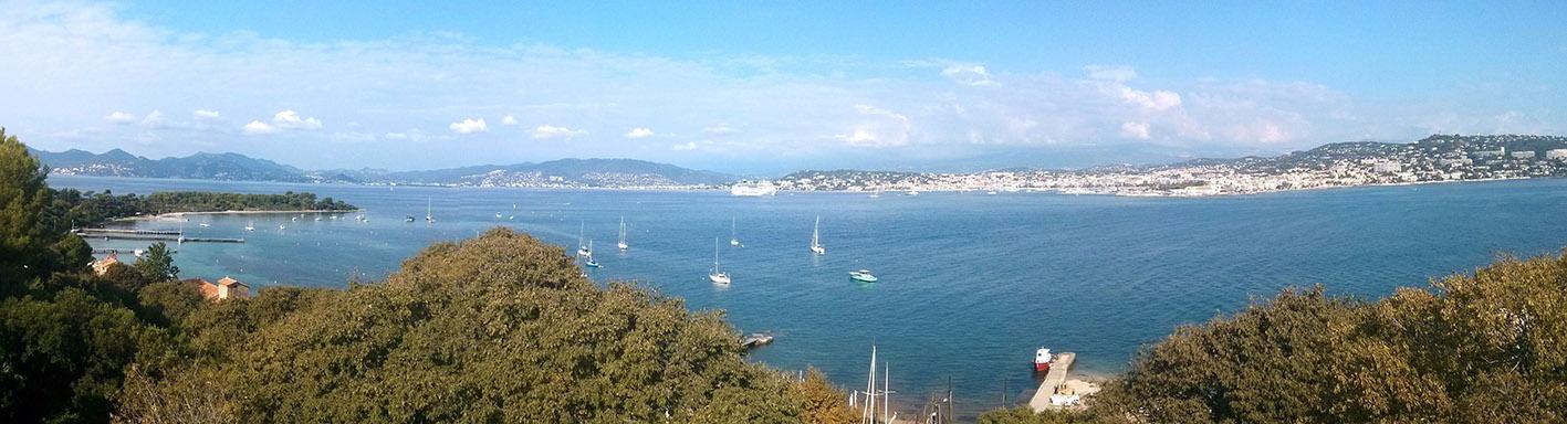 F_Île Ste-Marguerite_Blick Cannes_©Christine Cazon