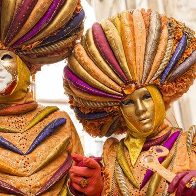 Der venezianische Karneval von Castres