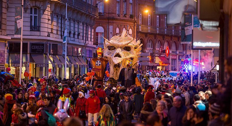 Der Karneval von Toulouse