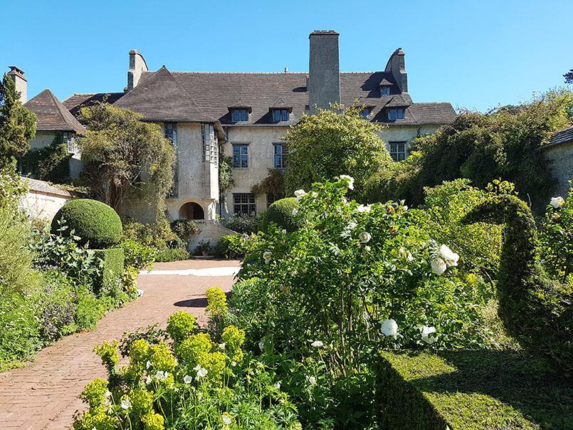Jardin Normand: Le Bois des Moutiers in Varengeville-sur-Mer. Foto: Ben Collier/CRT-Normandie